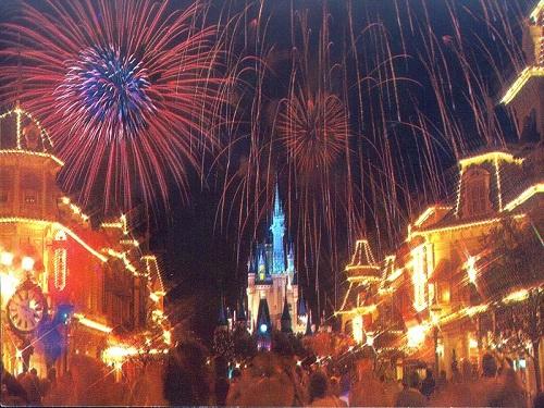 áreas de Disneyland Tokio