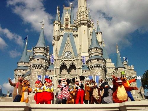 Itinerarios para ocasiones especiales en Disneyland París