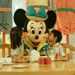 Elegir un restaurante en Disneyland París
