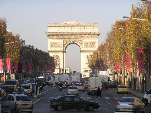 Excursión Un día en París, desde Disneyland