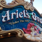 Ariel´s Grotto, comer bajo el mar en Disney Los Angeles