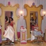 Bibbidi Bobbidi Boutique, el salón de belleza de príncipes y princesas