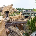 Big Grizzly Mountain Runaway Mine Car en Disneyland Hong Kong