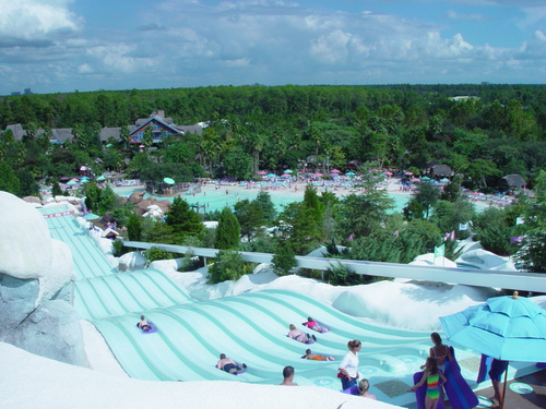 Blizzard Beach Disney El maravilloso parque acuático Disneys Blizzard Beach