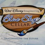 Blue Sky Cellar en Disney California