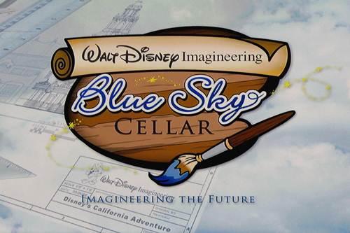 Blue Sky Cellar en Disney California