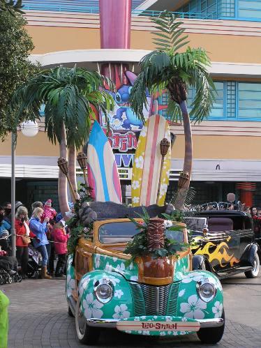 Cabalgata Disney Studios