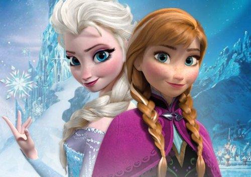 Cartel de Frozen