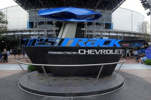 Test Track, nueva atracción Chevrolet en Disney World Resort, Orlando