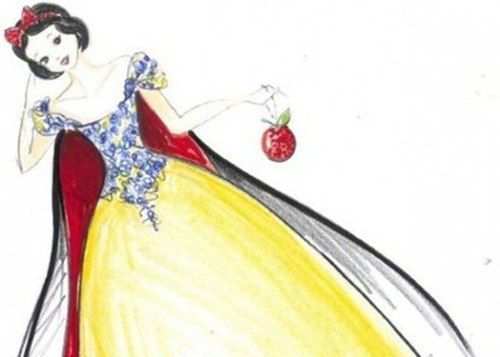 Disney Blancanieves Harrods