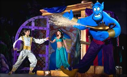 Disney Live con Aladdin