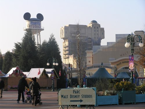Disney Studios Paris