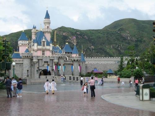 Cómo llegar a Disneyland Hong Kong