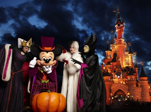 Halloween 2010 en Disneyland Paris