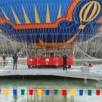 PanoraMagique, un viaje en globo en Disneyland París