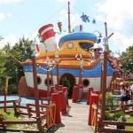 El barco de Donald en Toontown