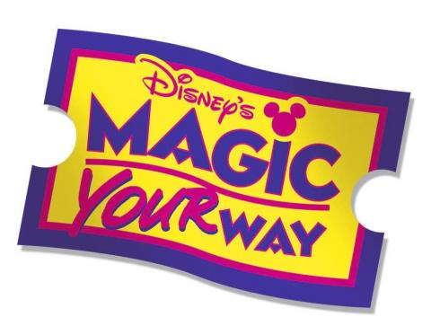 Entrada de Disney World