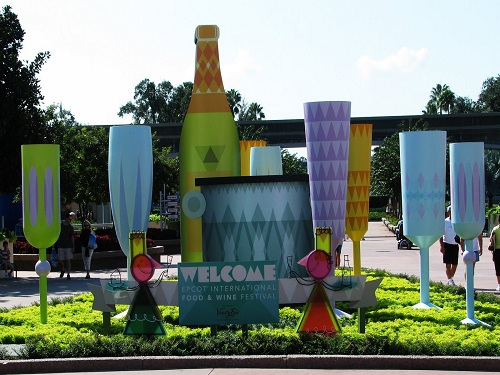 Epcot International Food and Wine Festival 2011