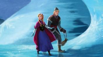 Imágenes de Frozen, otro gran éxito Disney