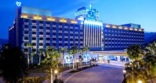 Disney's Hollywood Hotel, alojamiento en el Hong Kong Disney Park