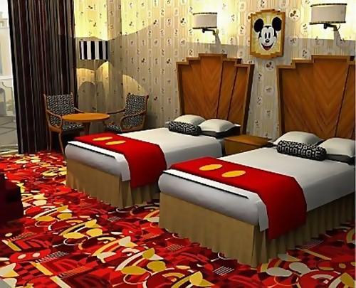 Mickey y Minnie llegan al Ambassador de Tokyo