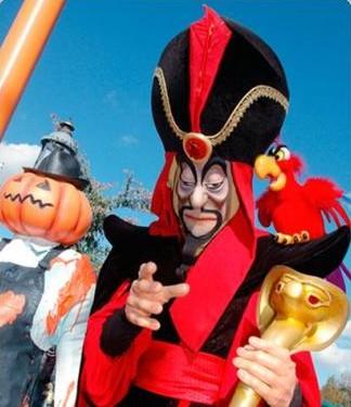 Jaffar en Halloween