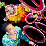 La Nouba, espectáculo del Cirque du Soleil en Disney Orlando