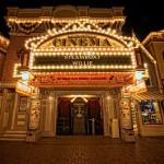 Main Street Cinema, cine nostálgico en el parque