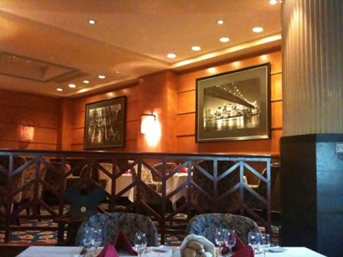 Manhattan Restaurant, en el Disney´s Hotel New York