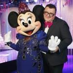 Minnie y su nuevo look en Eurodisney