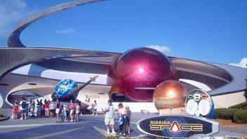 Mission: Space, al planeta rojo en Epcot