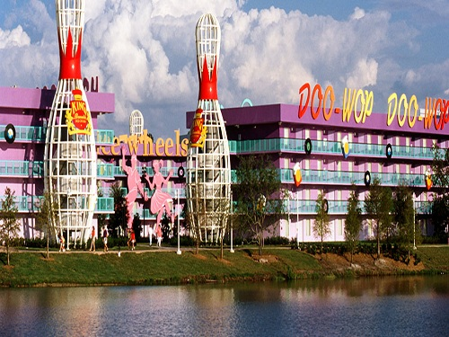 Disney´s Pop Century Resort