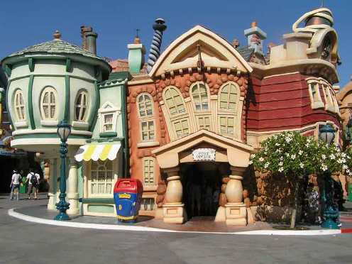 Post Office en ToonTown