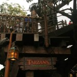 Adventureland en Disneyland Hong Kong