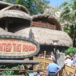 Enchanted Tiki Room, un espectáculo en Orlando