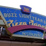 Comer con Buzz Lightyear en Disneyland Paris