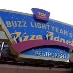Comer con Buzz Lightyear en Disneyland Paris