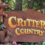 Critter Country, la zona más dulce