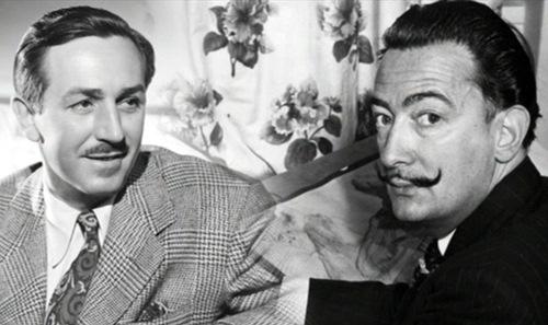 Dalí en Disney