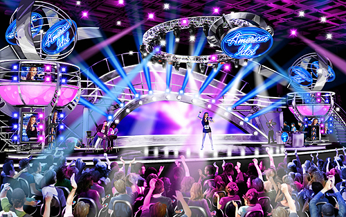 American Idol Experience, en Disney's Hollywood Studios