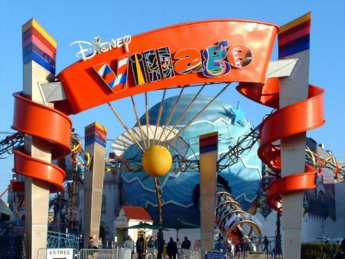 Disney Village, en Disneyland París
