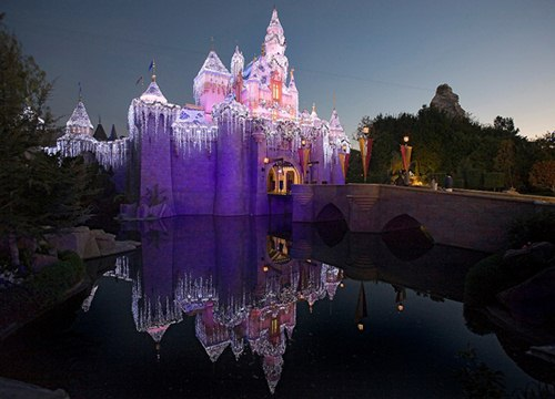 Disney California se viste de Navidad