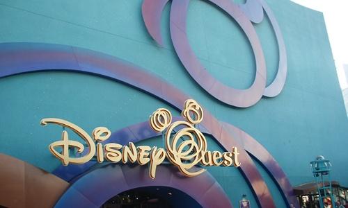 Parque Disney Quest