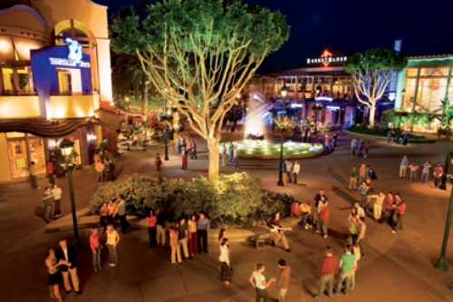 Downtown Disney District, diversión en Disney California Park