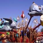 Vuela con Dumbo en Disneyland Paris