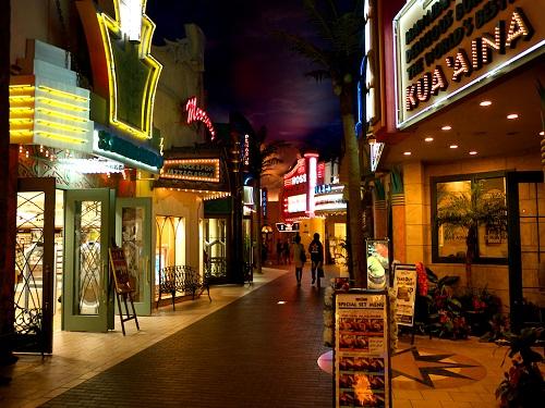 centro de compras en Tokio Disney Resort