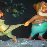 Blancanieves en Fantasyland