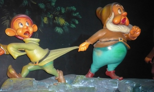 Los enanitos, fantasyland
