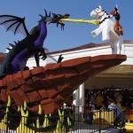 La tienda de LEGO, en Disneyland Orlando