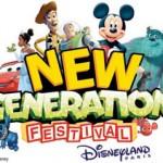 La Nueva Generación Disney en Paris